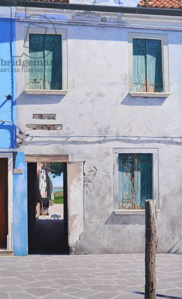 Afternoon in Burano (painting)