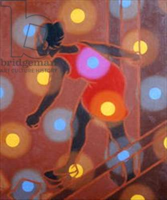 Surprised, 2007 (oil on canvas)