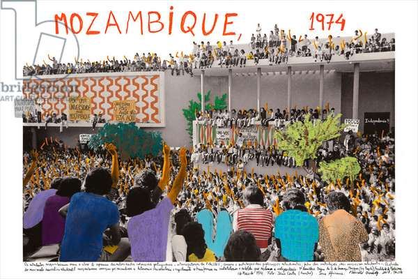 Mozambique II, 1974, 2018 (inkjet print on Hahnemühle paper)