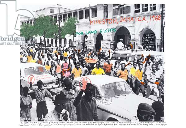Kingston, 1968, 2014-18 (ink pigment print on Hahnemühle paper)