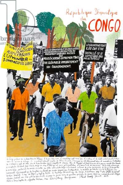 Congo, 1960, 2018 (inkjet print on Hahnemühle paper)