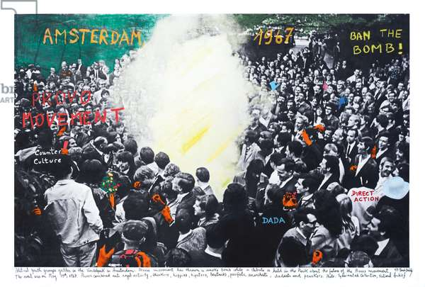 Amsterdam, 1967, 2014-18 (ink pigment print on Hahnemühle paper)