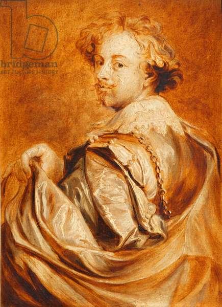 Anthony van Dyck, 1827 (oil on panel)