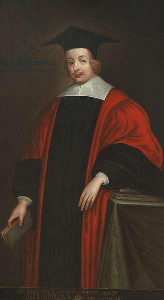 Henry Hammond (oil on canvas)
