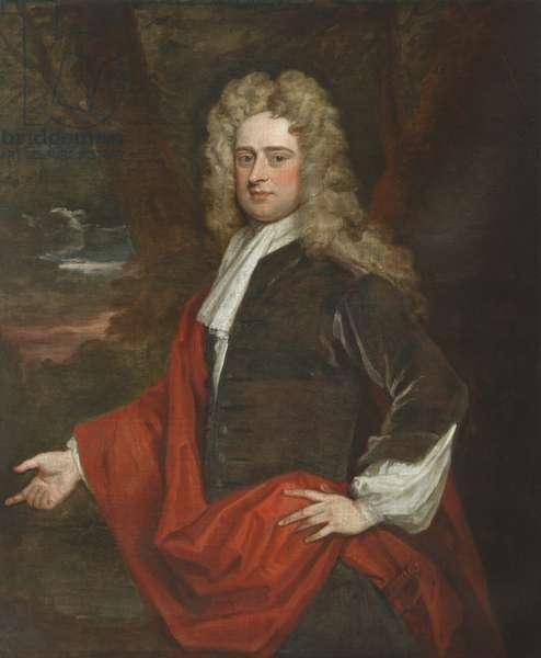 Joseph Addison, 1718 (oil on canvas)