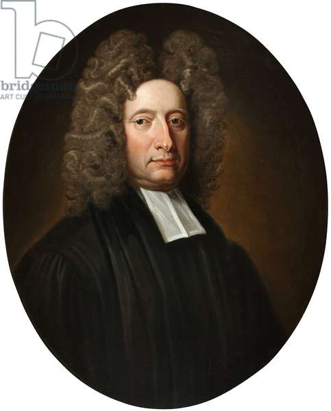 Joseph Harwar, President of Magdalen College (oil on canvas)