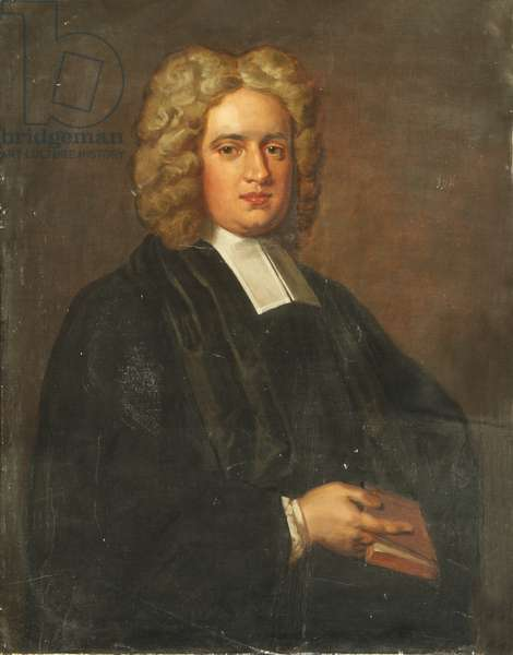 Thomas Jenner, President of Magdalen College (oil on canvas)