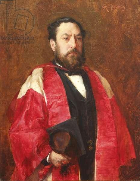 John Varley Roberts (oil on canvas)