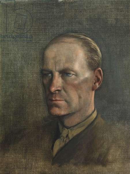 Gilbert Ryle (oil on canvas)