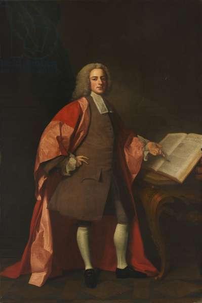 William Freeman (oil on canvas)