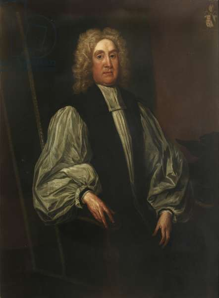 John Hough, President of Magdalen College (oil on canvas)