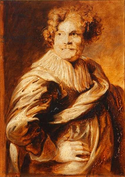 Simon de Vos, 1827 (oil on panel)