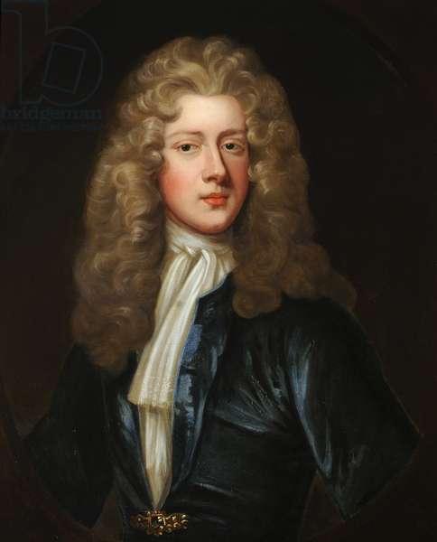 Portrait of a Gentleman (oil on canvas)