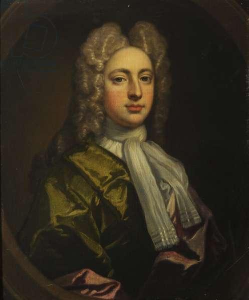 Jonathan Kimberley (oil on canvas)