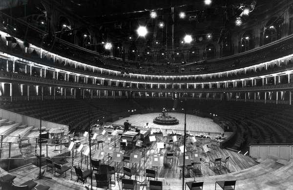 BBC Symphony Orchestra at Royal Albert Hall