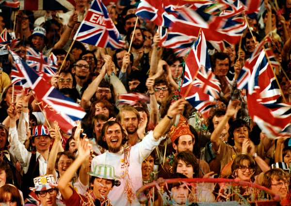 Proms Last night 1980