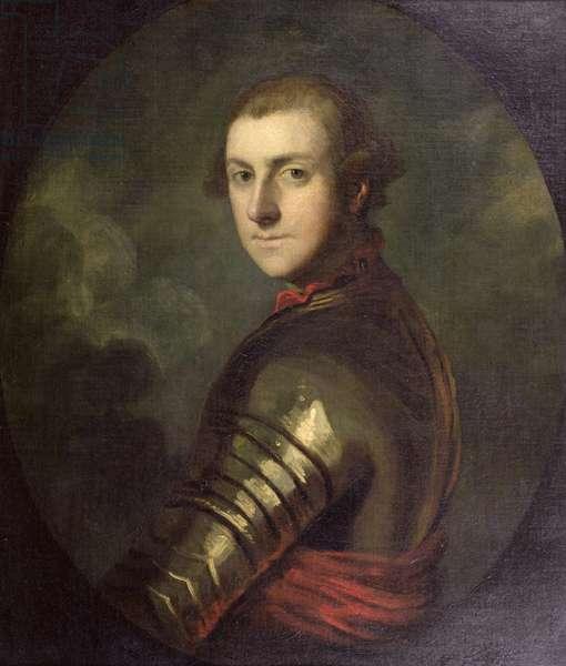 Portrait of General Charles Scott (c.1739-1813) 1760 (oil on canvas)