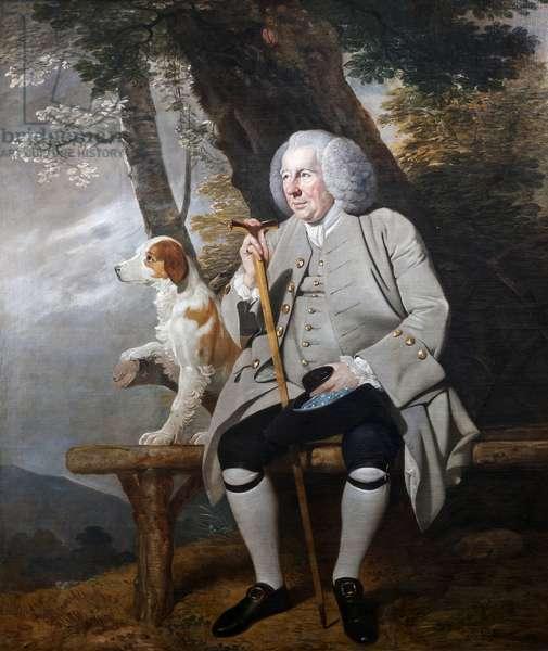 Andrew Drummond, c.1750 (oil on canvas)