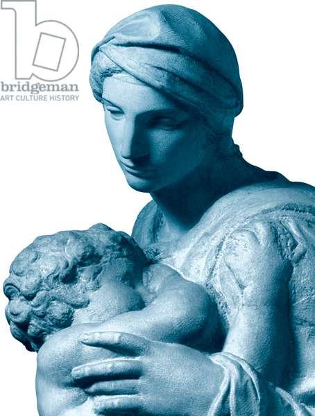 Medici Madonna, 1524 - 1536 (marble)