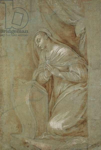The Virgin Announced, 1569
