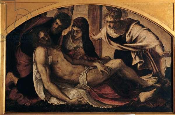 Pietà, 1563 (oil on canvas)