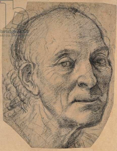 Male portrait, 1506 (black pencil)