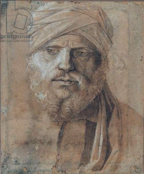 Man with Turban,