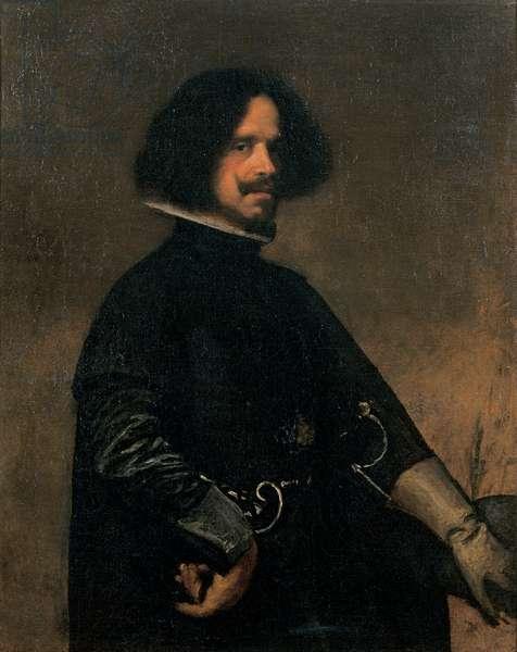 Self-Portrait, 1631 (oil on canvas)