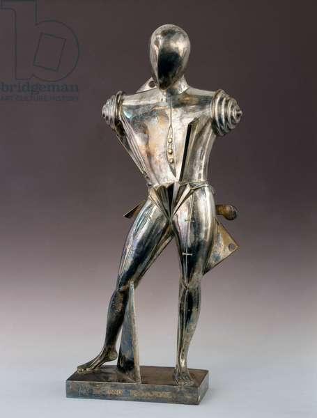 The Great Troubadour Exemplary 8/9 ( Il grande trovatore esemplare 8/9), 1973, 20th century (bronze)
