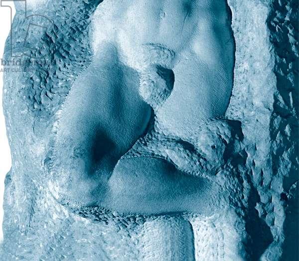 Waking Slave, 1519 (marble)