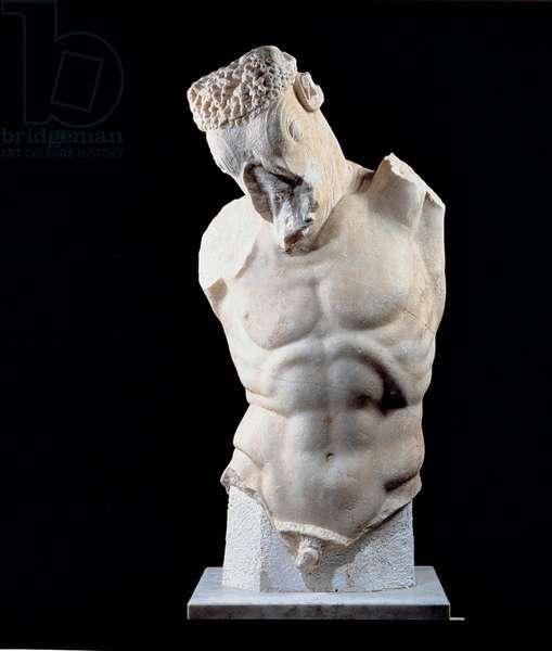 Minotaur Torso,