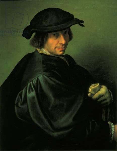 Portrait of Galeazzo Campi,