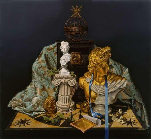 Apollo, 2005 (oil on canvas)