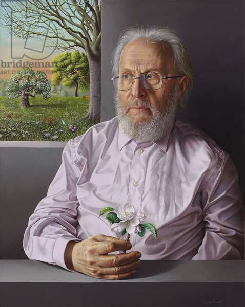 Jose Escofet, 2007 (oil on canvas)