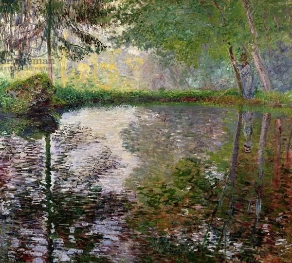 The Lake at Montgeron
