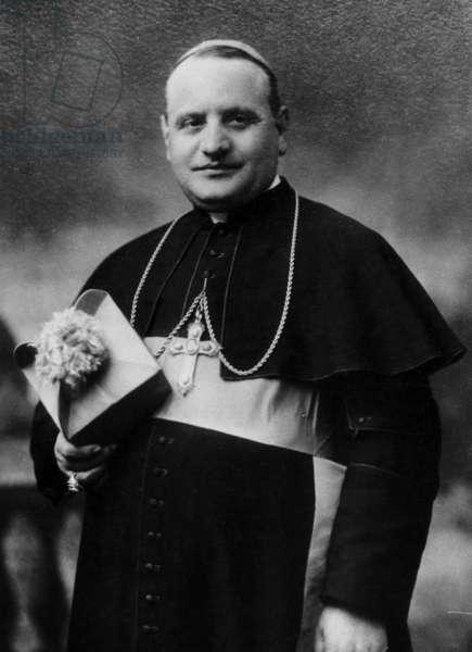 Portrait of Angelo Roncalli