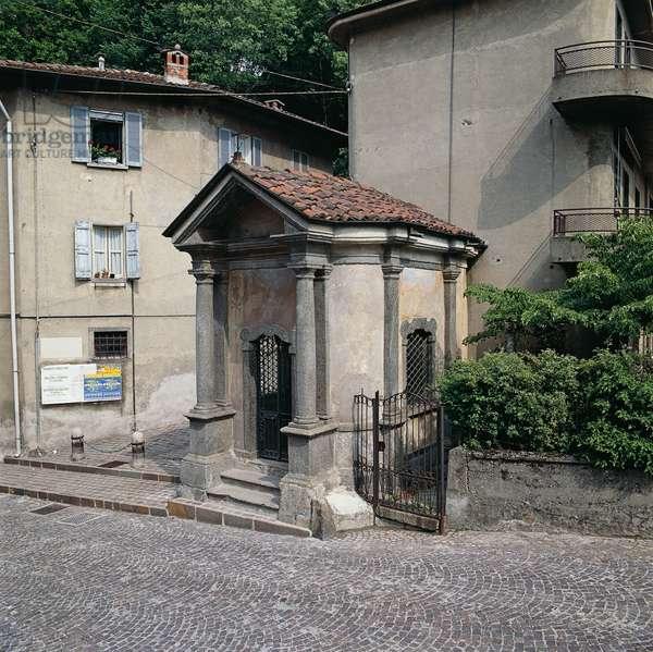 Chapel of the Dead in Malgrate (Cappella dei Morti a Malgrate), 18th Century
