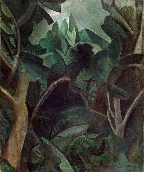 La Rue-des-Bois, 1908 (oil on canvas)
