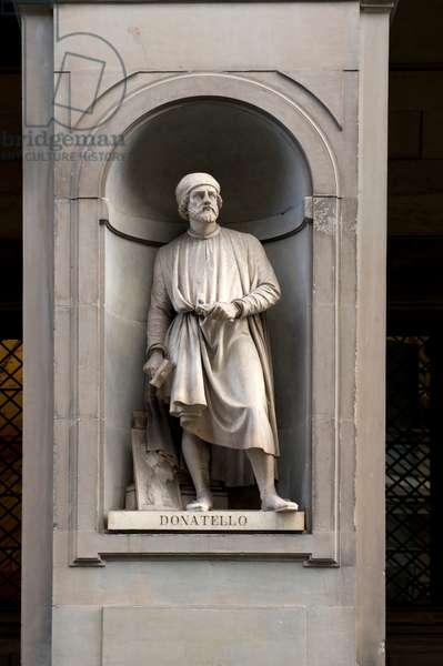 Statue of Donatello, 19th century