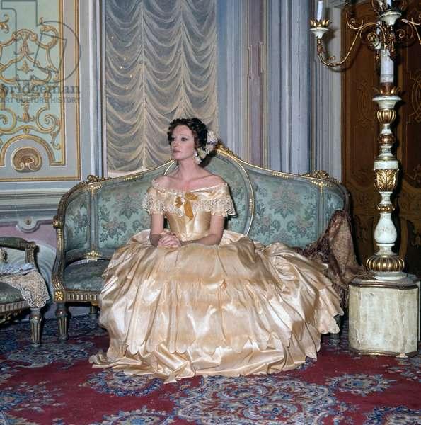 Carla Gravina in Madame Bovary, Italy