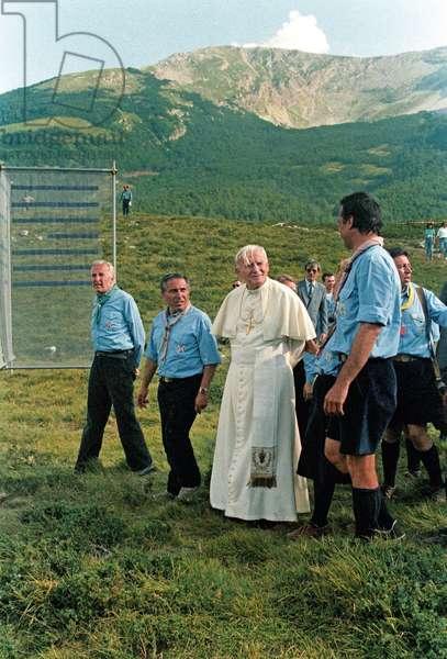 Pope John Paul II, Italy
