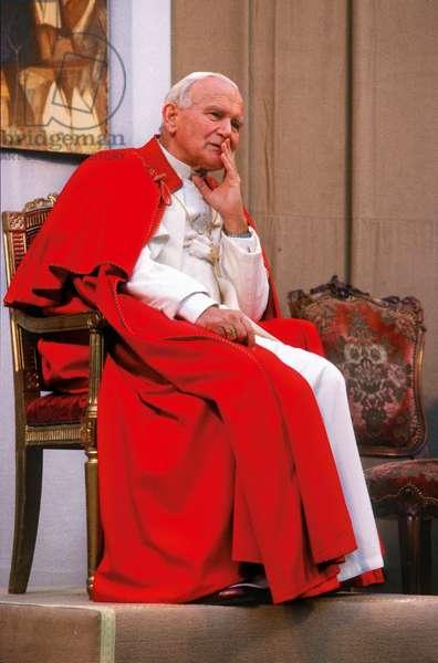 Pope John Paul II, Rome, Italy