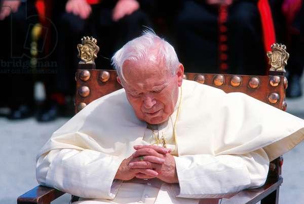 Pope John Paul II, Gudja, Malta