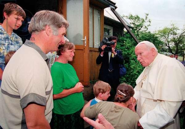 Pope John Paul II, Poland