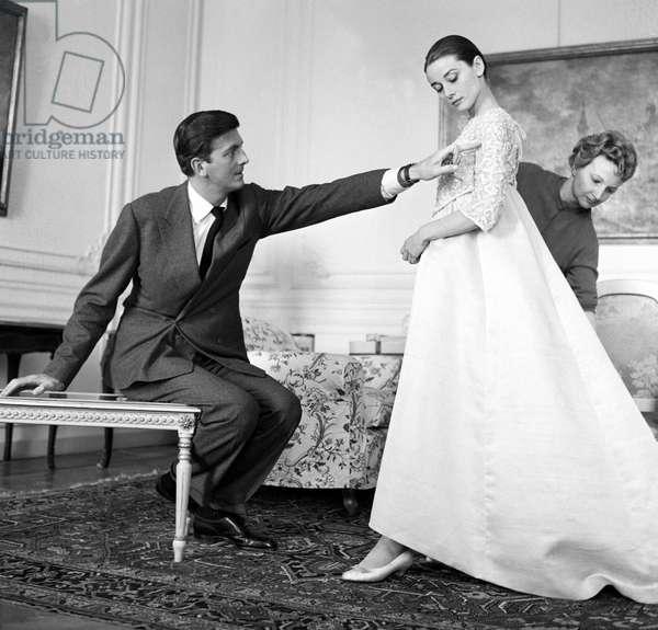 Audrey Hepburn,Hubert de Givenchy