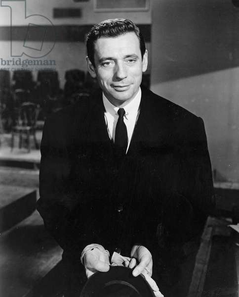 Yves Montand in Let's Make Love