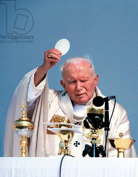 Pope John Paul II, Slovenia