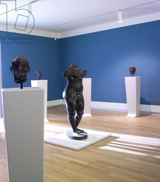 Museo del Novecento, by Italo Rota and Fabio Fornasari, 2010, 21th Century