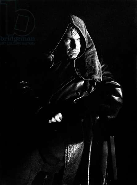Maximilian Schell in 'The Condemned of Altona', 1962 (b/w photo)