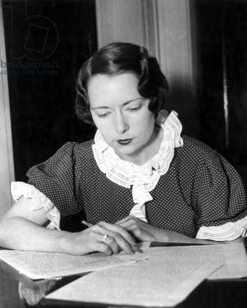 Margaret MItchell writing